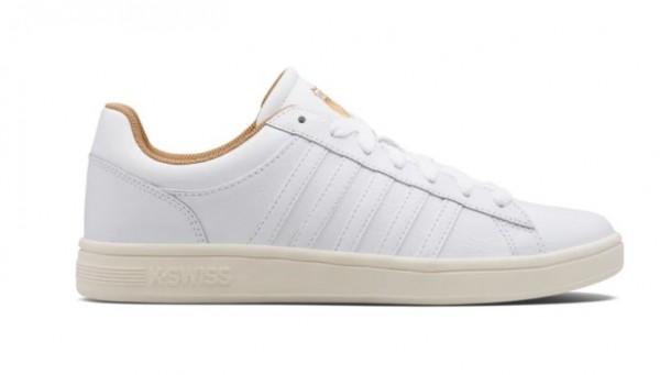K-Swiss Court Winston Herren Sneaker 06154 (Weiß 115)
