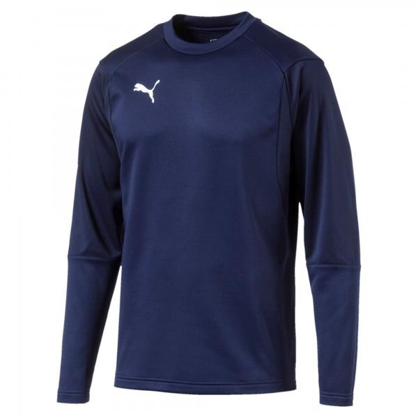 Puma LIGA Training Sweat Herren Shirt 655669 (Blau 06)