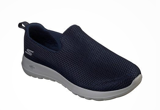 Skechers GOwalk Max Herren Sneaker 54600 (Blau-NVGY)