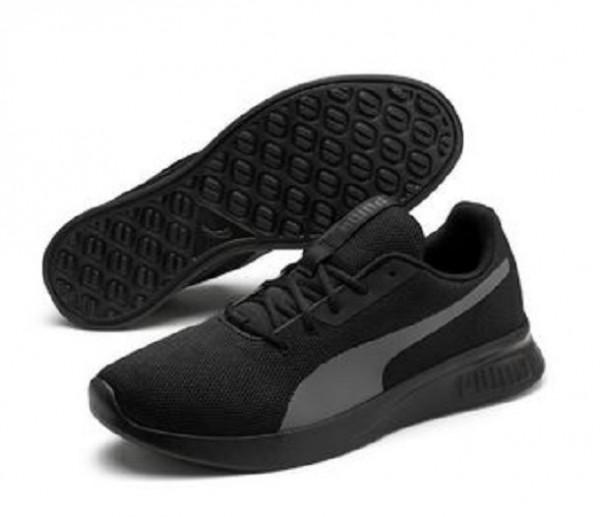Puma Modern Runner Herren Sneaker 191671 (Schwarz 04)
