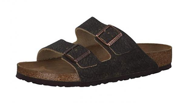 Birkenstock Arizona NL Herren Schuhe schmal 1013048 (Braun)