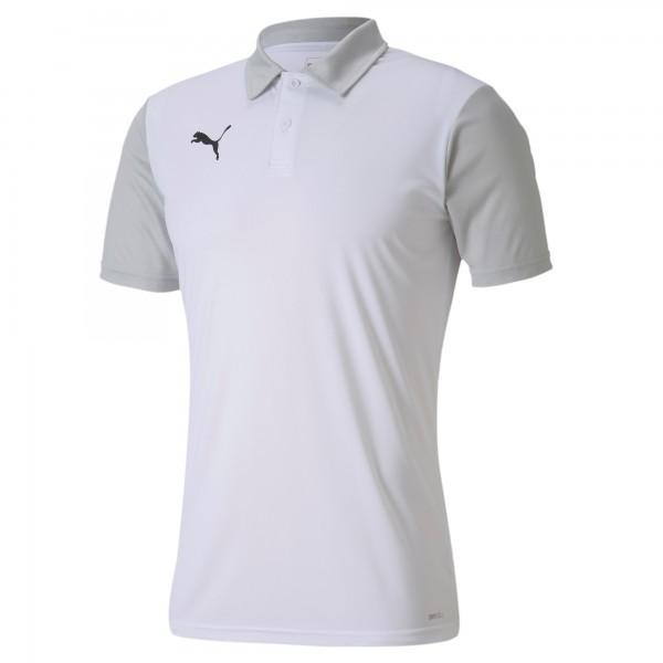 Puma TeamGOAL 23 Sideline Herren Poloshirt 656577 (Weiß 04)