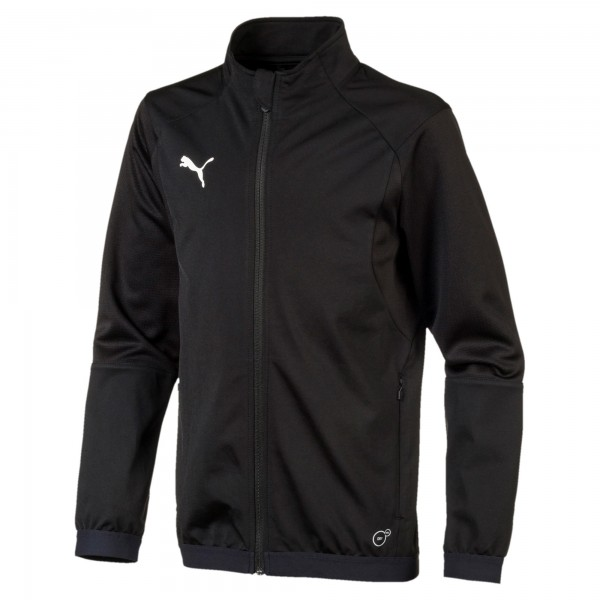 Puma LIGA Training Jr Kinder Trainingsjacke 655688 (Schwarz 03)