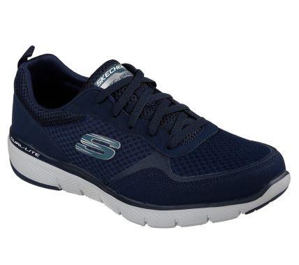 Skechers Flex Advantage 3.0 Herren Sneaker 52954 (Blau-NVY)