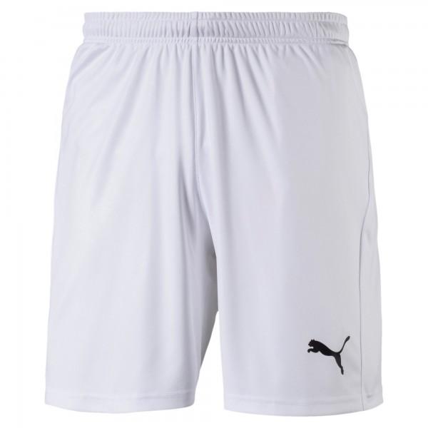 Puma LIGA Core Herren Shorts 703436 (Weiß 04)