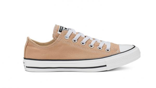 Converse Chuck Taylor All Star Low Sneaker 164938C (Braun)