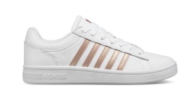 K-Swiss Court Winston Damen Sneaker 96154 (Weiß 188)