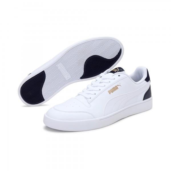 Puma Shuffle Herren Sneaker 309668 (Weiß 05)
