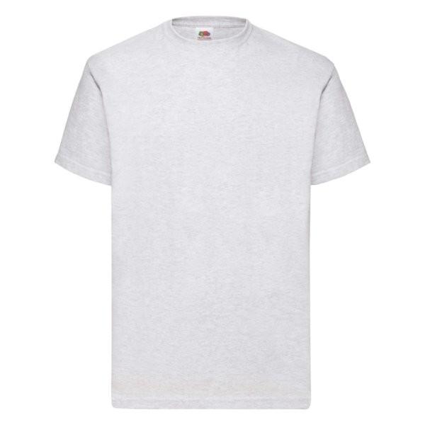 Fruit of the Loom Value-Weight Herren T-Shirt 10er Pack 61-036-0 (Grau 93)