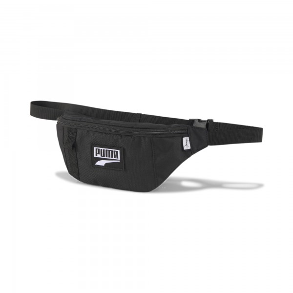 Puma Deck Waist Bag Bauchtasche 076906 (Schwarz 01)