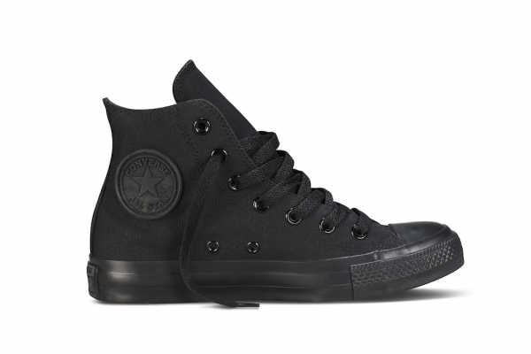 Converse Chucks Taylor All Star HI Sneaker M3310(Black Mono)